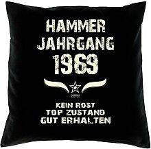 Soreso Design Kissen Kopfkissen Sofakissen Hammer