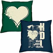 Soreso Design Love Herz Hab Dich lieb zum