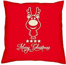 Soreso Design Merry Christmas Weihnachten Kissen