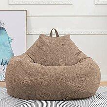 Souarts Sitzsack Bean Bag Covers Ohne Füllung