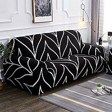 Souarts Sofabezug elastische Stretch Sofaüberwurf