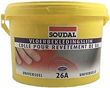 Soudal Bodenbelag-Kleber 26A für weiche