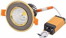 sourcing map LED Lampe mit LED Treiber AC85-265V