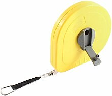 Sourcingmap® 20m Fiberglas Messleiter Maßband Spule Rolle Mess-Werkzeug