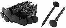 sourcingmap® 20stk Garten Kunststoff Werkzeuge