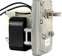 sourcingmap® FC-YJ61 AC220V-240V 50Hz 3RPM CCW abschirmender Pol Motor Getriebemotor