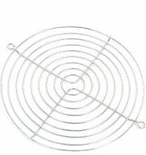 sourcingmap® Finger Wächter Grill Metall Sonnenblende für 150mm x 150mm Gehäuselüfter de