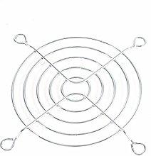 sourcingmap® Grill, Finger Lüfter für 70 mm x 70 mm Lüfter für Pc-Gehäuse
