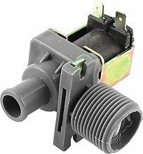 sourcingmap® Haushalt AC 220V 50Hz Wasser Einlassventil Solenoid Ventil für Waschmaschine