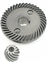 sourcingmap® Spirale Kegelrad Ritzel Set Reparatur Teil für Ken 150 Winkelschleifer de