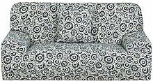 sourcingmap Stretch Schonbezug. Form Passt, Rutschfest, Stilvoll Möbel Shield / Schoner Mit Weich, Leicht Schoner Couch. Sofa Überwurf 35-55 inch - Ring-3 sitze