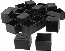 Sourcingmap® Stuhlbeinkappen für Möbel, Tisch,