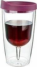 Southern Homewares 10 oz Wine 2Go! Insulated Vino