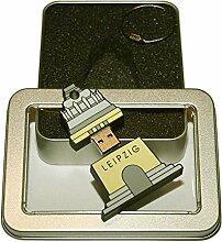 Souvenir Leipzig | Geschenkidee: USB-Stick mit