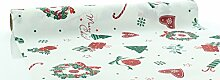 Sovie Home Tischläufer Dreams Grün-Rot |