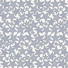 Sovie HORECA Tischdecke Gitte in Silber-Blau   aus