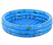 SOWUDM Aufblasbarer Pool Baby Kinder Aufblasbare