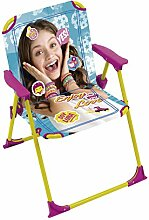 Soy Luna Stuhl Sessel Klappstuhl Garten Strand