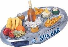 Spa Bar aufblasbarer Whirlpool Tisch für