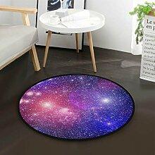 Space Nebula Galaxy Nebula Teppich für Wohnzimmer