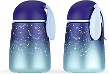 Space Star Edelstahl Thermosflasche Kid