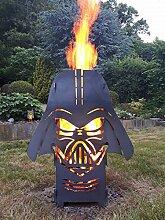 SpaceFire Feuersäule Feuerstelle Star Wars Darth