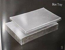 Spacetouch Alu-Box Backblech Backblech Kuchenform