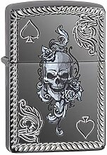 SPADE & SKULL DESIGN - 29666 - Choice Collection