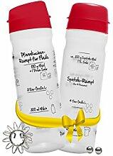 Spätzle-Shaker Shaker-Set Duo (ROT) mit