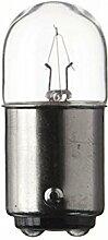 SPAHN-10 Stück Glühlampe 12V 10W Ba15d 18x35mm