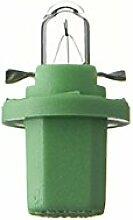 SPAHN-10 Stück Glühlampe 12V 2W B8,5d Bax10d