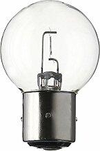 SPAHN-Glühlampe 12V 45W Ba21s Glühbirne Lampe