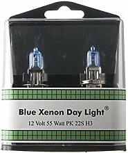 SPAHN-Glühlampe 12V 55W Pk22s H3 Glühbirne Lampe