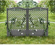 Spalier Garten Living Setgröße: 2