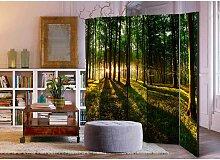 Spanischer Raumteiler mit Wald Motiv bei