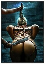 Spanking - Fine Art of Bondage Abstrakte