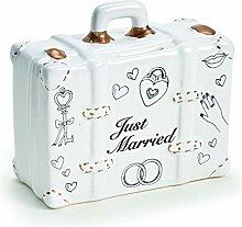 Spardose Hochzeit in 3 Varianten - Just Married