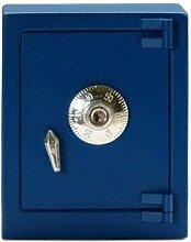 Spardose Mini Tresor blau