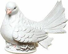 Spardose.Sparschwein Modell Taube,einmalig schön