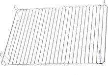 spares2go Grill Pan Grid Mesh Rack für Magnet Ofen Herd (378mm X 340mm)