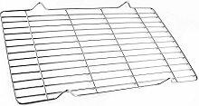 spares2go Herd Grill Pan Grid Rack Ständer für De Dietrich Backofen (344mm X 222mm)