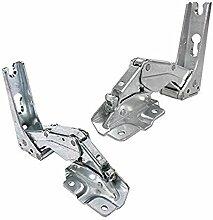 spares2go integrierte Tür Scharnier Paar für AEG