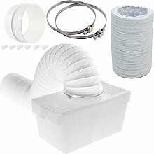 spares2go Kondensator Box & Extra Lang Kit