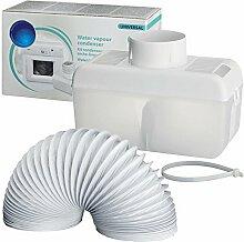 spares2go Kondensator Vent Schlauch Kit Box, für