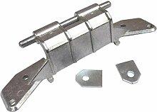 spares2go Tür Scharnier Kit für Neff V4200X 0GB/34Waschmaschine