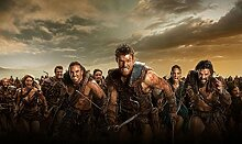 Spartacus-War of The Damned Poster auf