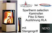 Spartherm Piko S Nero 5,9 kW Kaminofen Schwedenofen Ofen