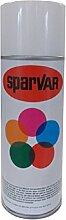 Sparvar 6014807  Glitter - Farbspray, glänzend, 400 ml, schwarz