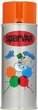 SparVar 6029665 Lackspray Graffiti-Art Reinorange,