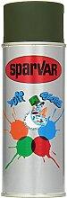 SparVar 6030050 Lackspray Graffiti-Art Olivgrün,